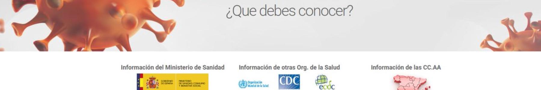 COVID 2019. Diputación + Saludable